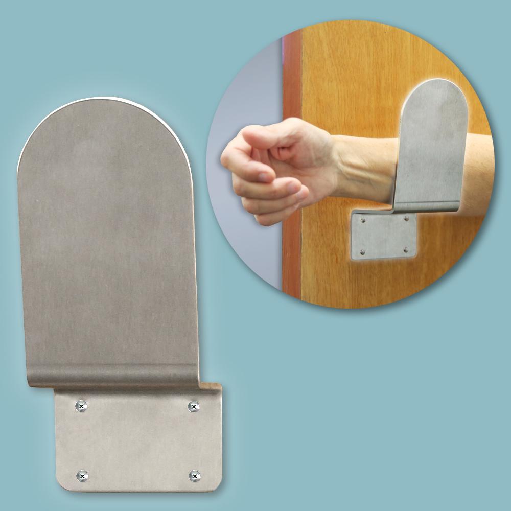 picture of Hands-FreeArm Door Pull